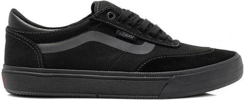 FOOTWEAR / VANS / CROCKETT PRO 2 - BLACK/BLACK