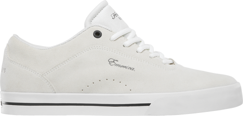 FOOTWEAR / EMERICA / G-CODE RE-UP - WHITE/WHITE