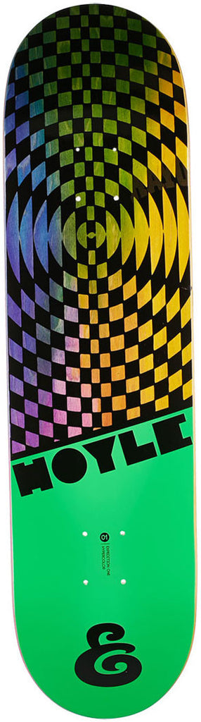 DECKS / EXPEDITION / HYPERCOLOR - KENNY HOYLE - 8.1""
