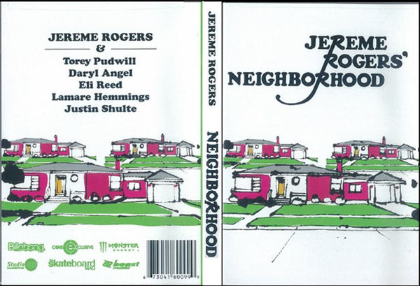 VIDEOS / MISC / JEREME RODGERS' NEIGHBORHOOD (DVD)