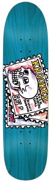 DECKS / KROOKED / SEND IT / RONNIE SANDOVAL - 8.25""