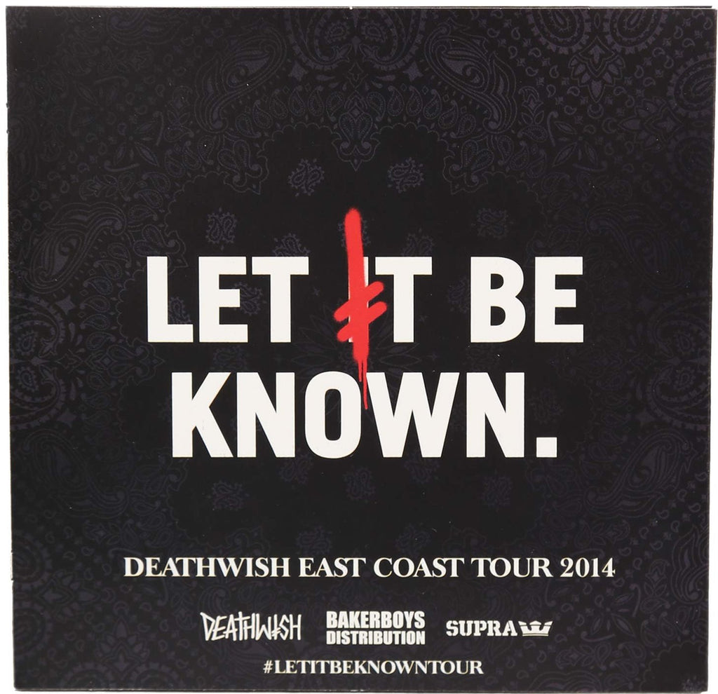 VIDEOS / DEATHWISH / LET IT BE KNOWN (DVD)