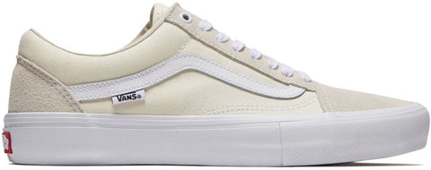 FOOTWEAR / VANS / OLD SKOOL PRO - WHITE