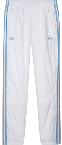 PANTS / ADIDAS / ADIDAS X KROOKED / KROOKED PANTS - WHITE/CLEAR BLUE