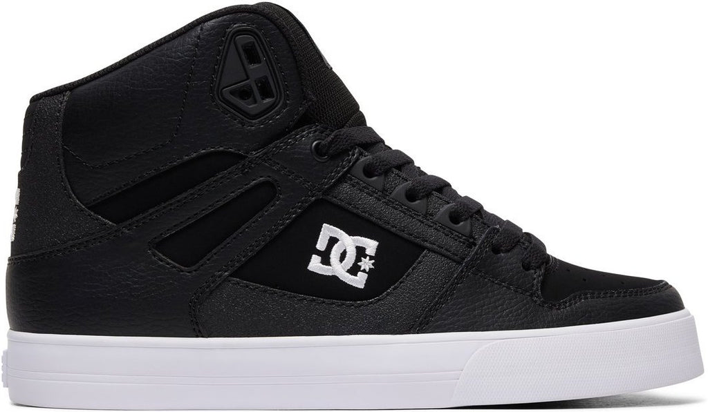 FOOTWEAR / DC / PURE HIGH WC - BLACK/WHITE