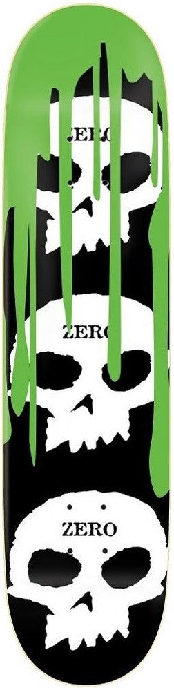 DECKS / ZERO / 3 SKULL BLOOD OOZE - 8.375""