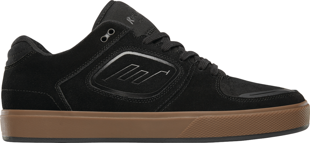 FOOTWEAR / EMERICA / REYNOLDS G6 - BLACK/GUM