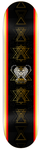 DECKS / REAL / SACRED - ZION WRIGHT - 8.25""