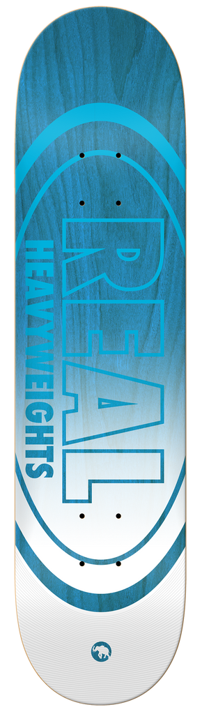 DECKS / REAL / HEAVYWEIGHTS - 8.38""