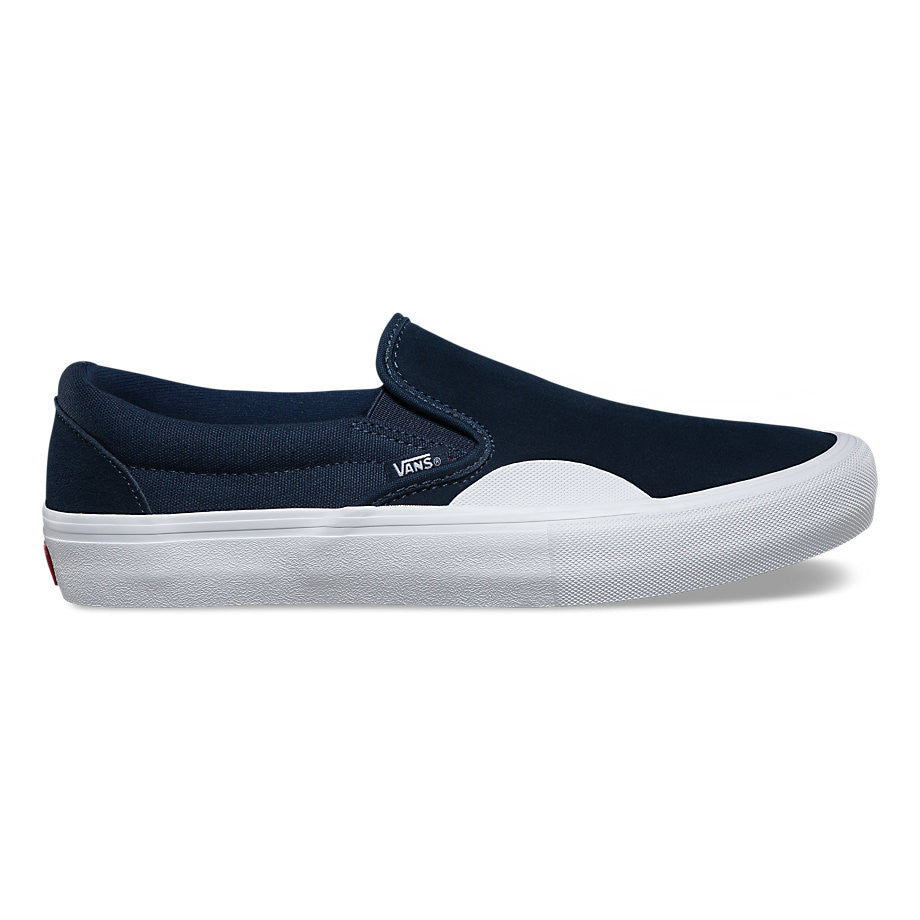 FOOTWEAR / VANS / SLIP-ON PRO RUBBER - DRESS BLUES/WHITE