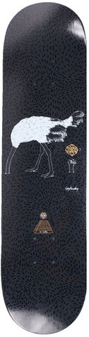 DECKS / THEORIES / OSTRICH EFFECT COLLAB 10 YEAR ANNIVERSARY - 8.5""