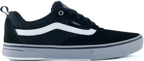 FOOTWEAR / VANS / KYLE WALKER PRO - BLACK/FROST GRAY/WHITE
