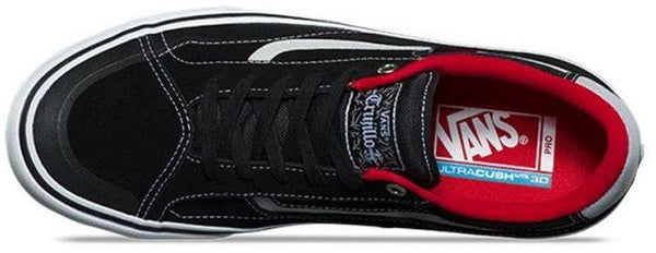 FOOTWEAR / VANS / TNT ADVANCED PROTOTYPE - BLACK/WHITE/RED