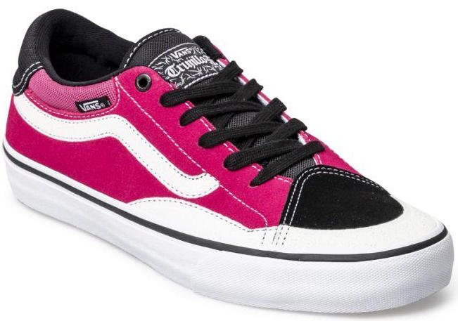1db34f5ca92aca FOOTWEAR   VANS   TNT ADVANCED PROTOTYPE - BLACK MAGENTA WHITE – Exodus  Skate Shop