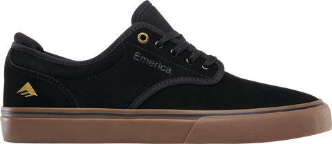 FOOTWEAR / EMERICA / WINO G6 - BLACK/GUM