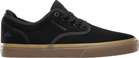 FOOTWEAR / EMERICA / WINO G6 - BLACK/TAN