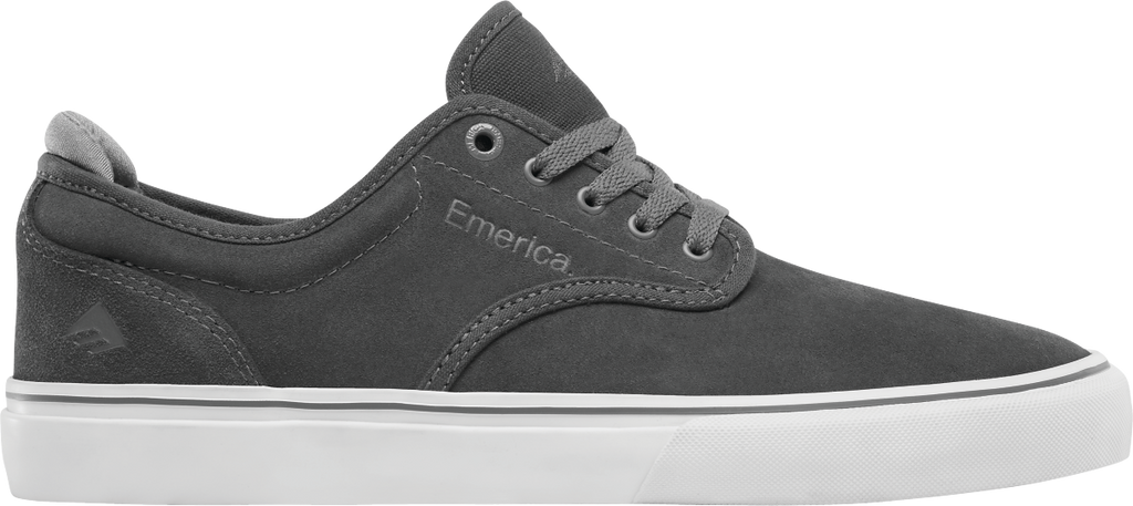 FOOTWEAR / EMERICA / WINO G6 - DARK GREY/WHITE