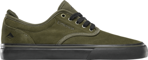 FOOTWEAR / EMERICA / WINO G6 - OLIVE/BLACK