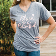 Wholesale Blush and Bashful T-shirt