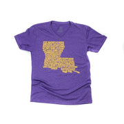 Louisiana State Pride T-shirt©