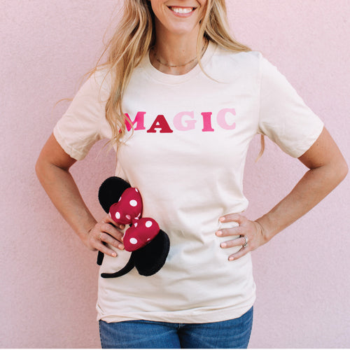 Wholesale Magic Tee from the Sweet Baton Rouge Magical Capsule Collection