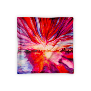 """Holy Spirit Sky""- Throw Pillow"
