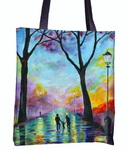 """Lights Of The City"" - Tote Bag"