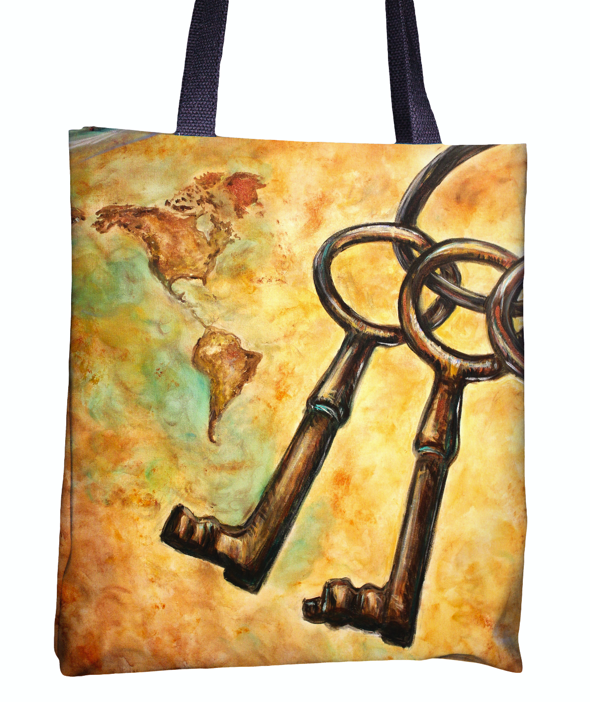 """Keys To Revival"" - Tote Bag"