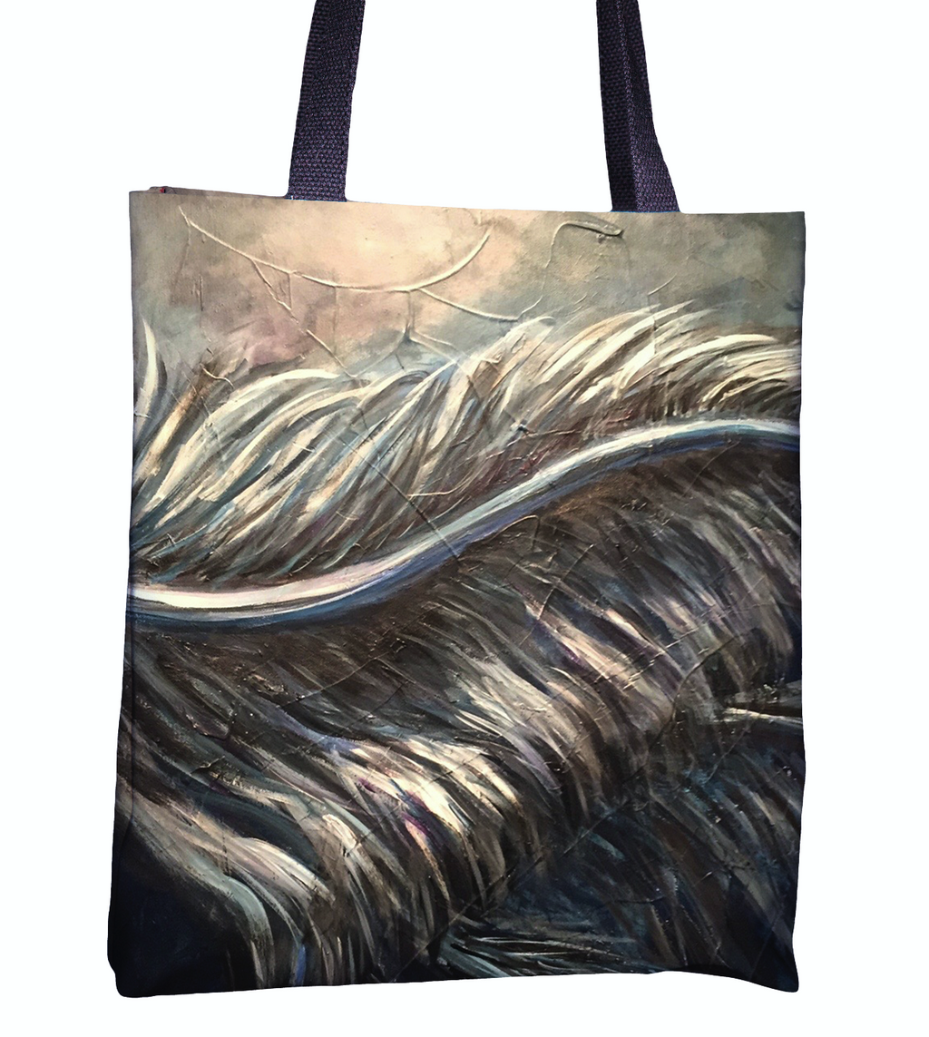 """Angels Surround You"" - Tote Bag"