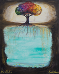 """Tree of Life"" 8 x 10 Prophetic Art Print"