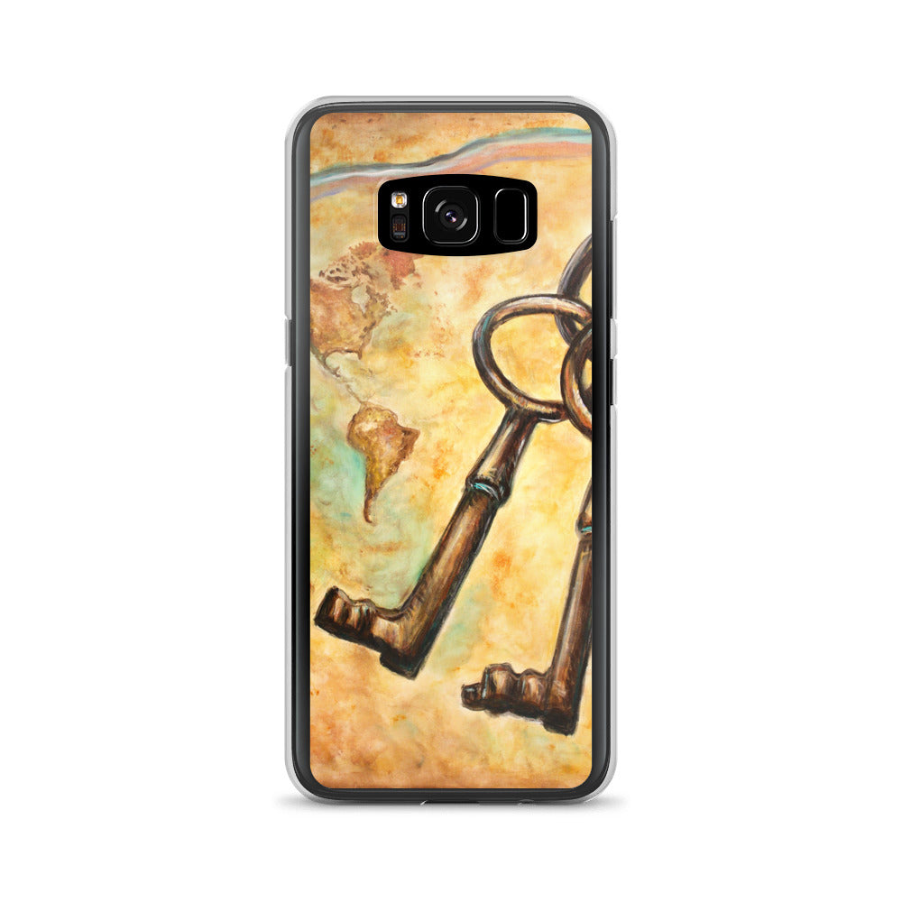 """Keys to Revival"" Samsung Case"