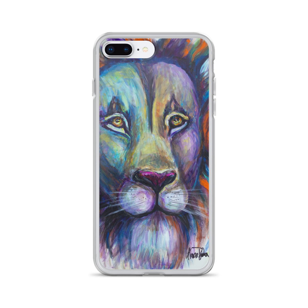 """Lion of Judah"" - iPhone Case"