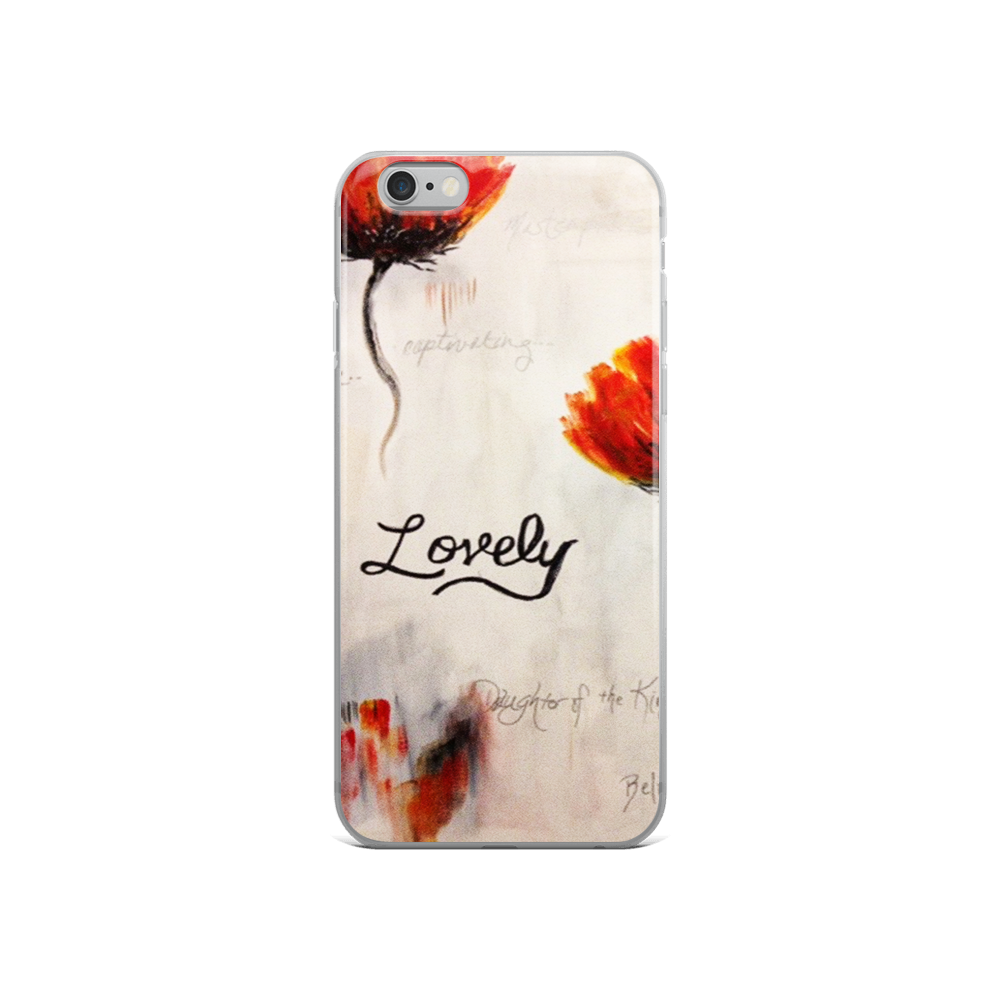 """Isn't She Lovely"" iPhone Case"
