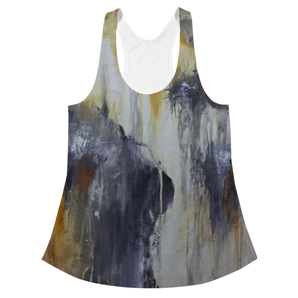 """Seeds of Abundance"" - Racerback Tank"