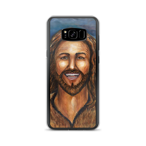 """Happy Jesus"" Samsung Case"