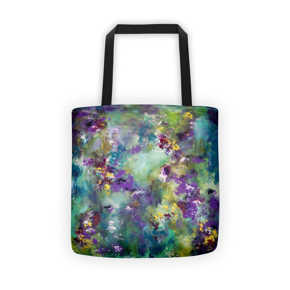 """Dancing Waters"" - Tote Bag"
