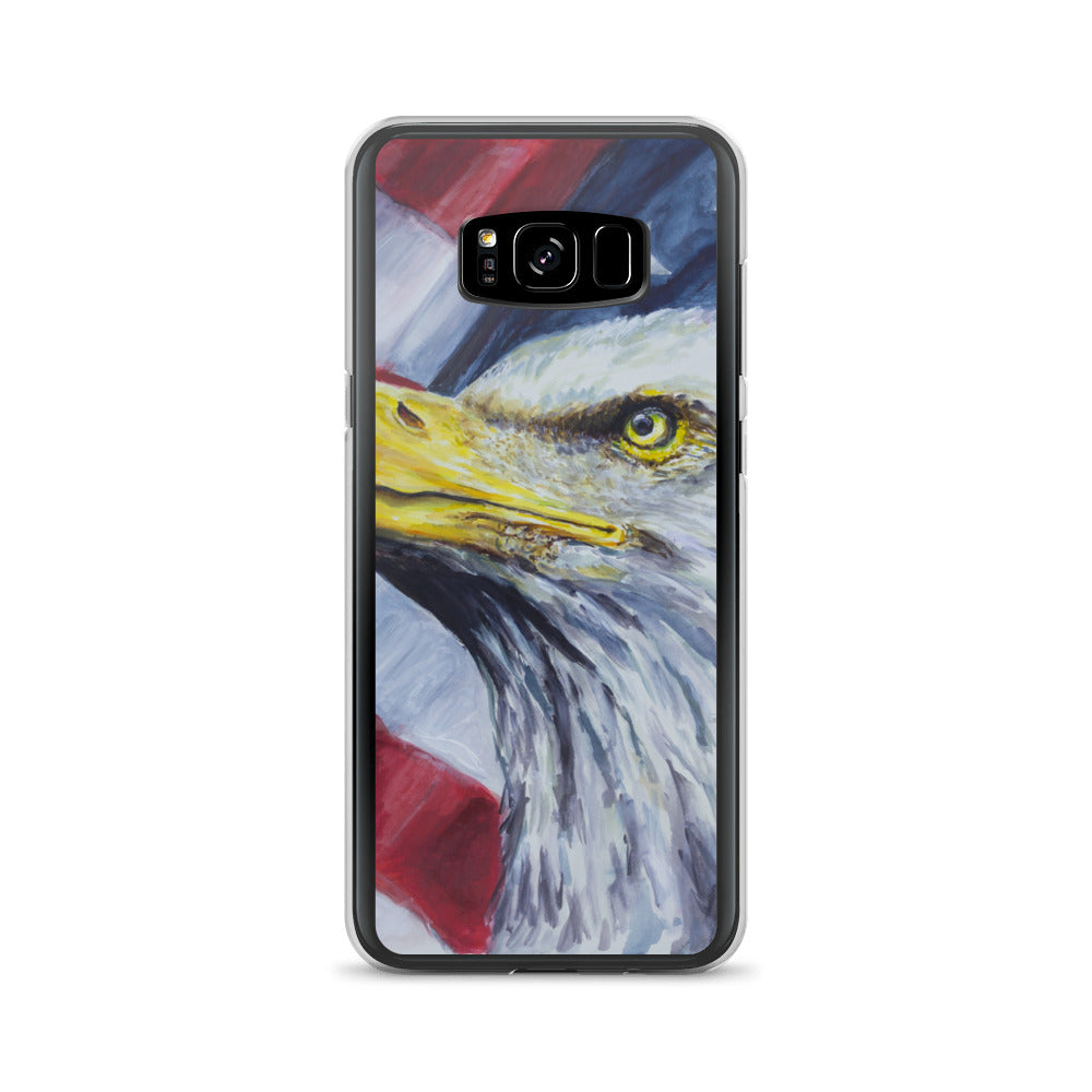 """Eagle Return"" Samsung Case"