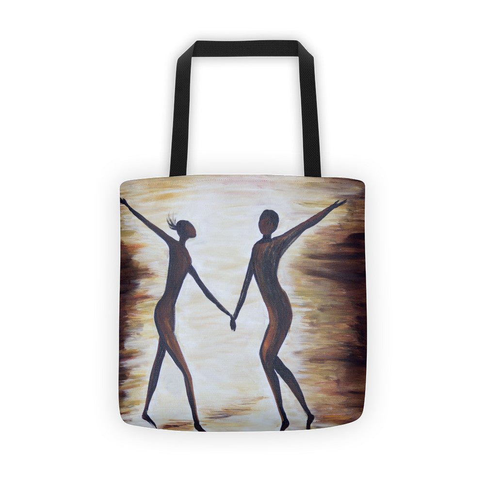 """What God Joins Together"" - Tote Bag"
