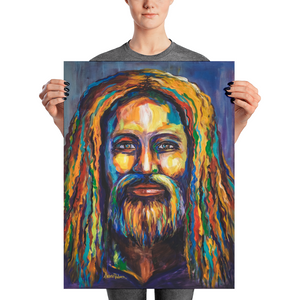 """The Jesus of All"" - Prophetic Art Print"