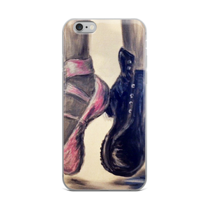 """Combat Princess"" iPhone Case"