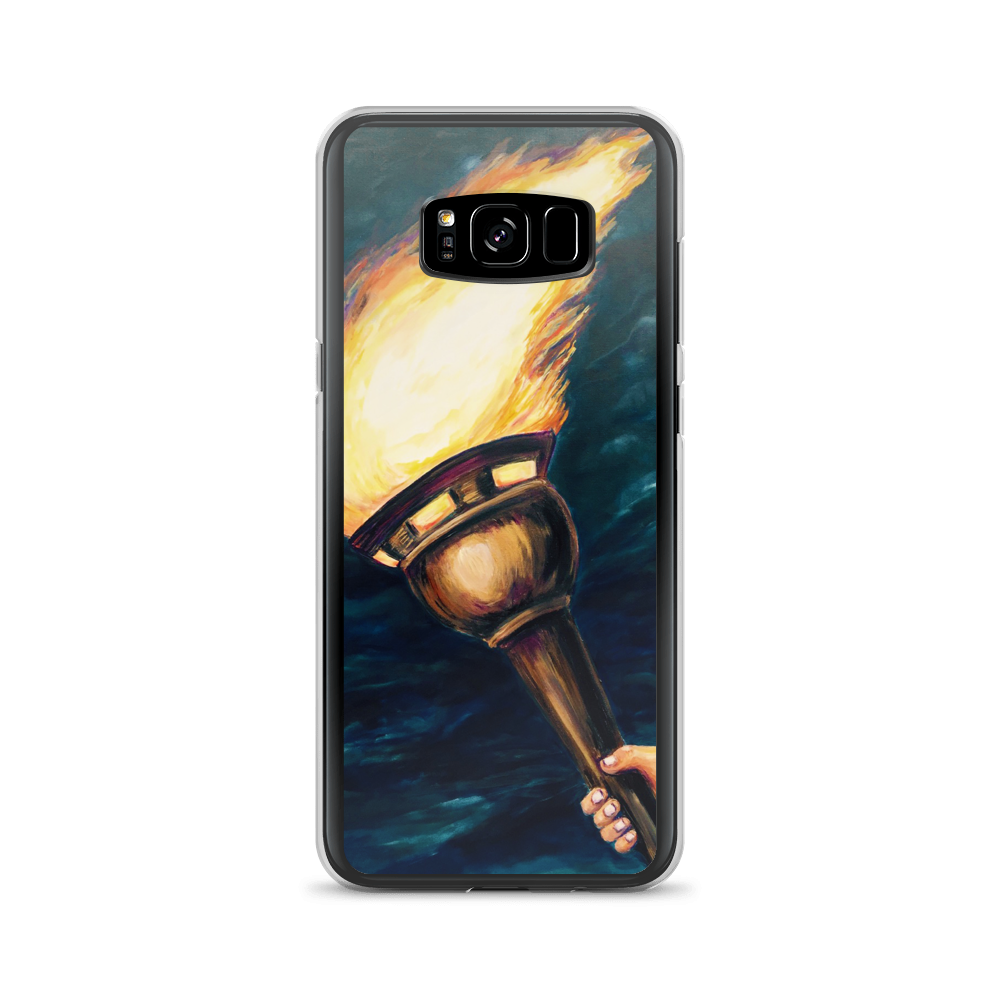 """Torch of Revival"" Samsung Case"