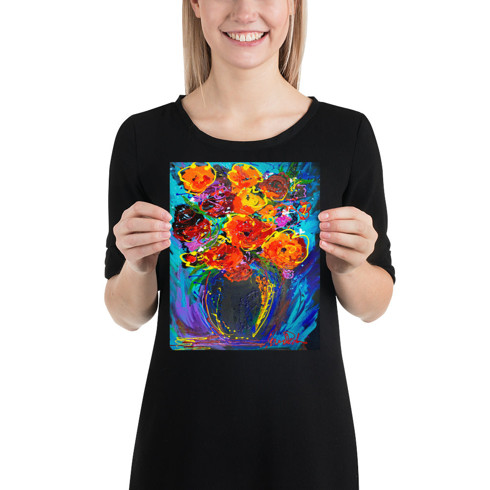 """Delight"" - Prophetic Art Print"