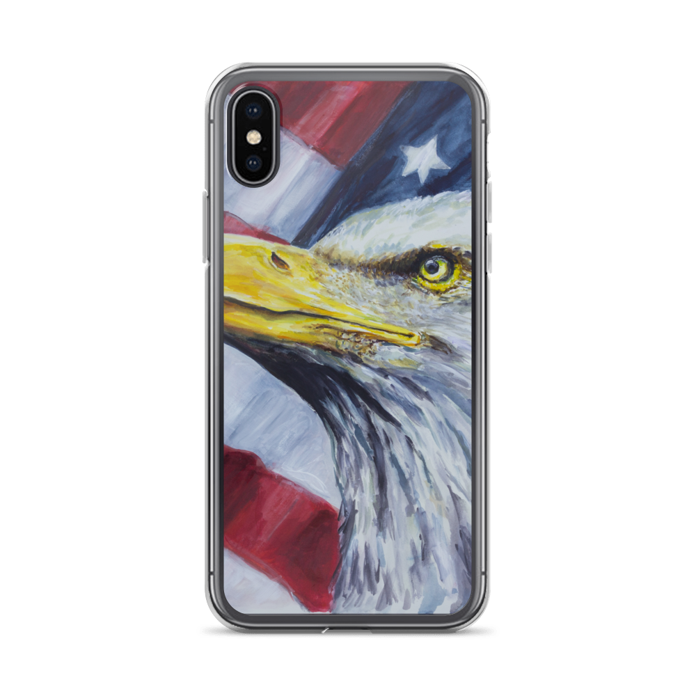 """Eagle Return"" iPhone Case"