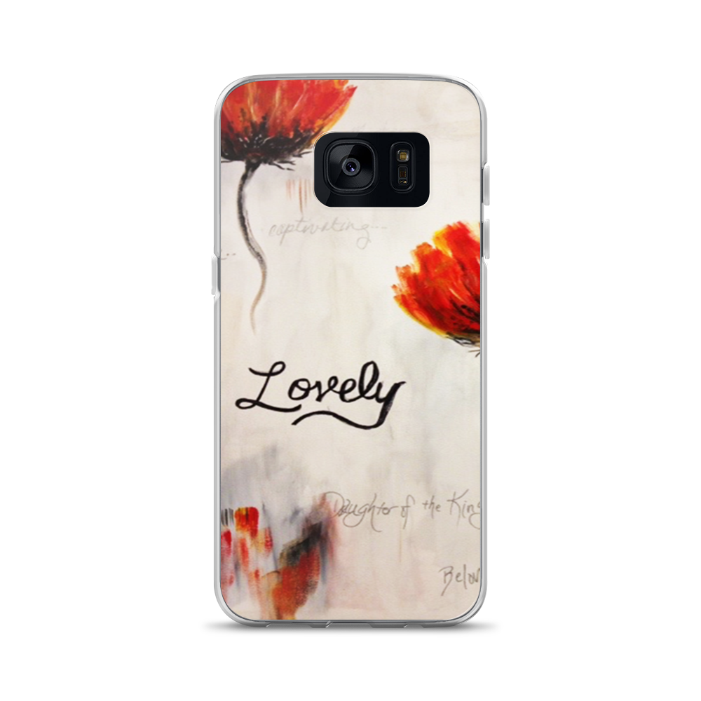 """Isn't She Lovely"" Samsung Case"