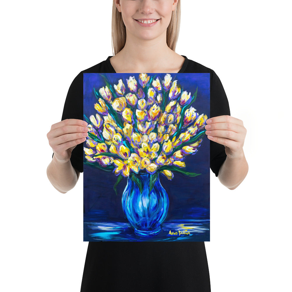 """Joy"" - Prophetic Art Print"