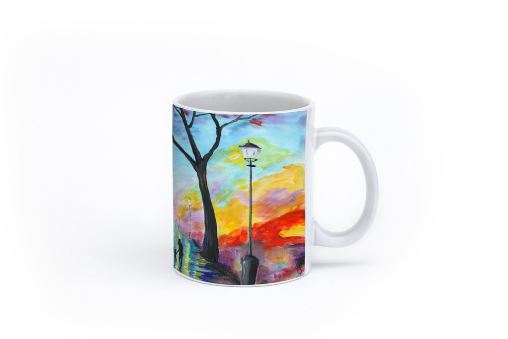 """Lights Of The City"" - Mug"