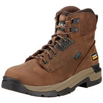 Ariat MasterGrip 6 Inch Waterproof Work Boot