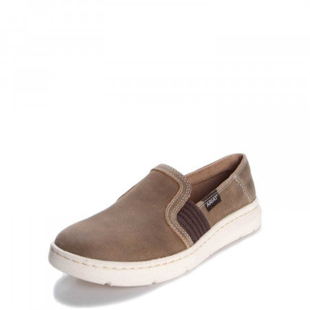 Ryder Shoes Bomber Brown