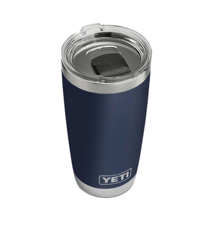 Rambler 20 oz Tumbler with Magslid Lid - Navy