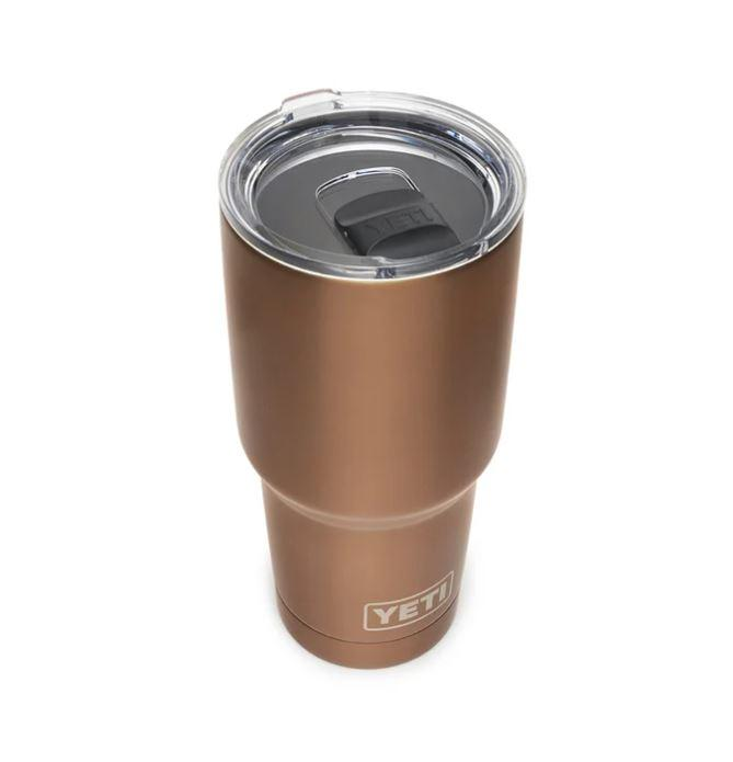 Rambler 30 oz Tumbler with Magslider Lid - Copper